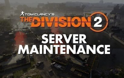 The Division 2 Update: Server Maintenance Downtime and Patch Notes for May 28