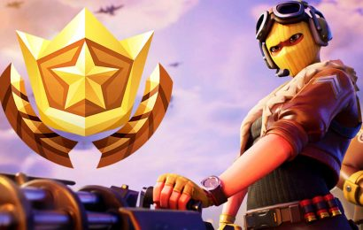 Fortnite: Week 1 Secret Battle Star Location Guide (Season 9 Utopia Challenge)