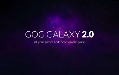 GOG Announces GOG Galaxy 2.0, An App Designed To Fix Gaming's Platform Problem