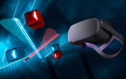 This Modder Brought Custom Tracks to 'Beat Saber' on Oculus Quest – Road to VR