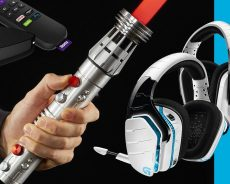 Daily Deals: 60% Off Logitech Artemis Gaming Headsets, Force FX Lightsabers, Roku, and More