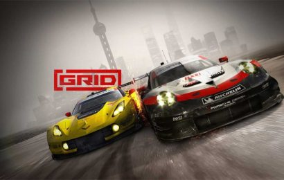 Codemasters Announces New Entry In The Grid Racing Franchise