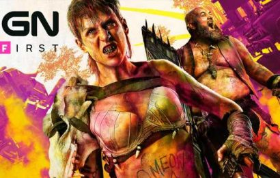 Rage 2's Live Events + Cheats, Including…the NBA Jam Announcer?! \u2013 IGN First