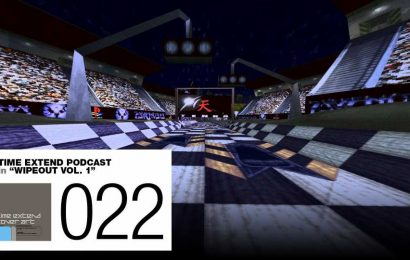 Time Extend Podcast #22 – Wipeout Vol. 1