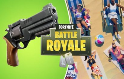 Fortnite 9.30 PATCH NOTES update: Revolver, 14 Days of Summer, Unvaulted weapons, more