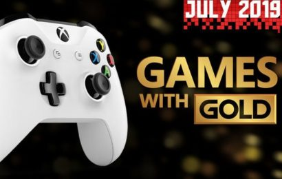 Games with Gold July 2019: Get this Xbox Live deal now to double down on your free games