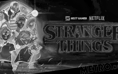 Netflix announces it's releasing a Stranger Things mobile phone game