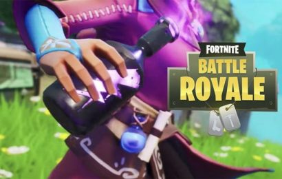 Fortnite 9.20 update PATCH NOTES: Storm Flip, Hunting Rifle news, Undo purchases, more