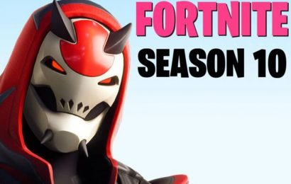 Fortnite Season 10: When does season 9 end? When is Fortnite season 10 release date?