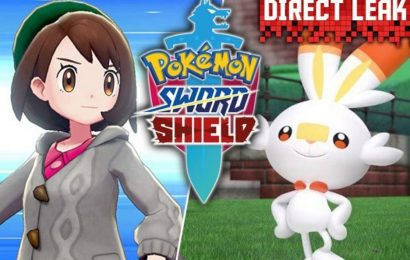 Pokemon Sword Shield release date leaked: Giant Pokemon, Raids, Legendary info revealed