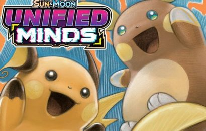 Pokemon TCG Unified Minds Revealed: Release Date and new Tag Team Card Details