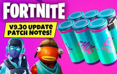 Fortnite Update 9.30 Patch Notes: Chug Splash, Downtime, New Skins, Prop Hunt LTM and more