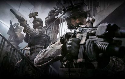 "Call of Duty Modern Warfare is about ""when you don't pull the trigger,"" not when you do"
