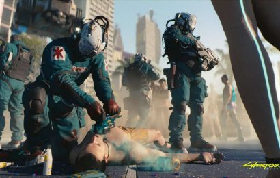 Cyberpunk 2077 Dev Teases Witcher 3-Style Expansions