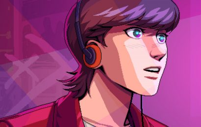 198X uses retro minigames to tell a coming-of-age story