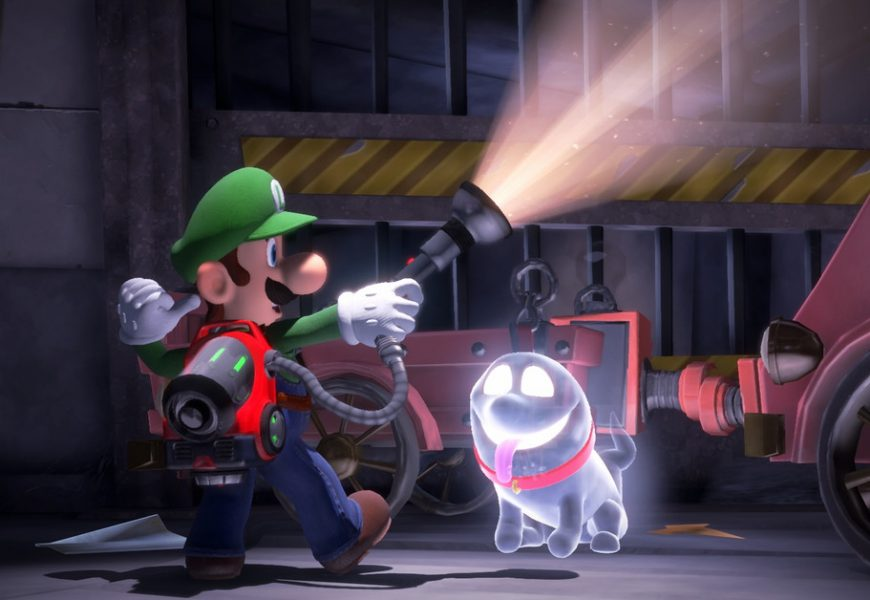 Luigi's Mansion 3 beefs up a Nintendo franchise left in the dark