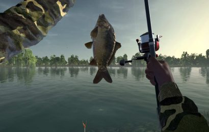 Reel in Ultimate Fishing Simulator VR Later this Summer for Oculus Rift & HTC Vive