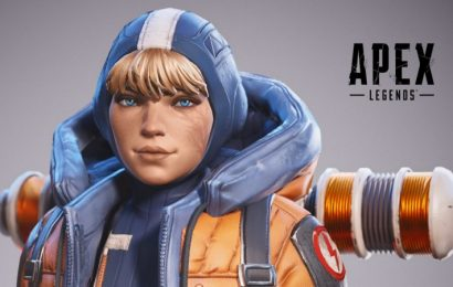 Apex Legends' New Character Is The Scientist Wattson