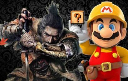 Daily Deals: Super Mario Maker 2 and Switch Membership Bundle, 45% off Sekiro