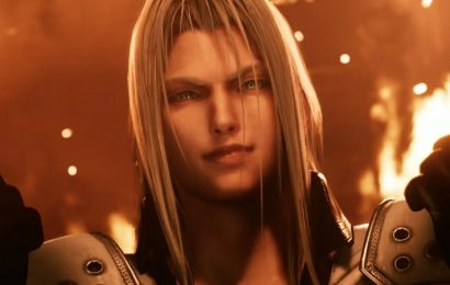 Sephiroth And Tifa Appear In New Final Fantasy VII Remake Trailer