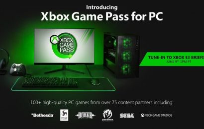 Microsoft's Xbox Game Pass for PC gives you a ton of great games for $10 per month