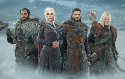 Assemble Your Own Night's Watch In Game Of Thrones Beyond The Wall
