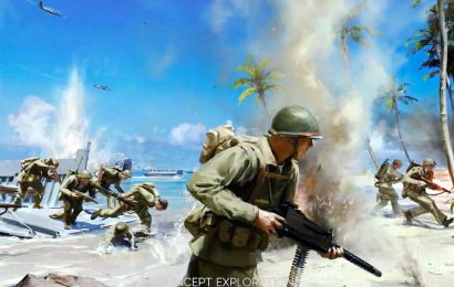 Battlefield 5 getting new maps, new Pacific theater of war later this year