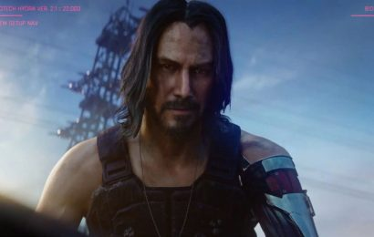 New Cyberpunk 2077 Trailer Showcases Keanu Reeves, Launches In April