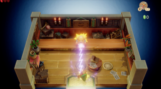 Link's Awakening Switch Hands-On Preview: Jumping, Slashing, and Stealing – E3 2019