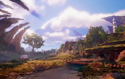 Get Your First Look At Tales Of Arise In Action