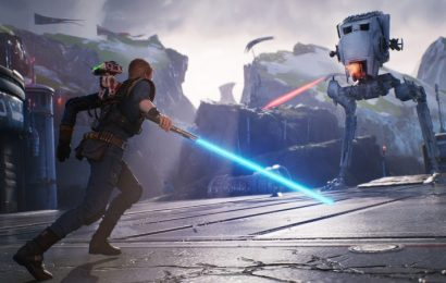 Why Is Respawn Using Unreal For Star Wars Jedi: Fallen Order?
