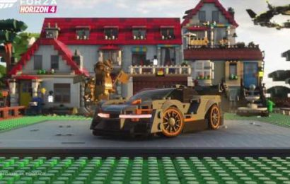 Lego coming to Forza Horizon 4 in new expansion