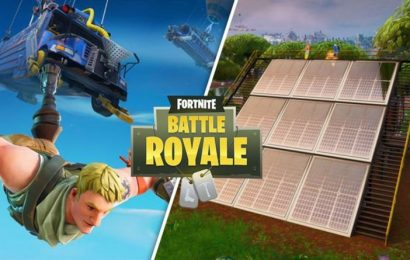 Fortnite Solar Array map locations: Visit snow, desert, and jungle for Week 9 challenge