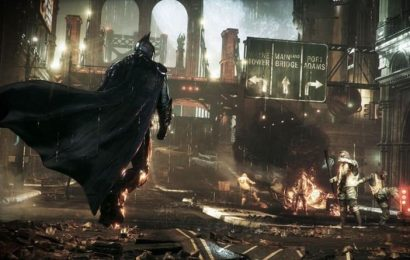 New Batman Arkham leak is amazing news for fans of the Caped Crusader