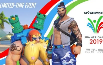 Overwatch Summer Games 2019 returns today with NEW Skins, Weekly Challenges and more