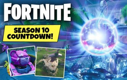 Fortnite Season 10 Teaser: When is first Season 10 poster going to go live?