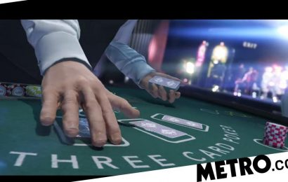 GTA Online casino reopens debate on in-game gambling