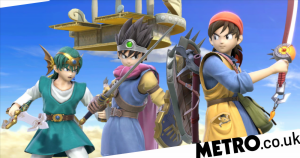 Dragon Quest Hero release date revealed for Super Smash Bros. Ultimate
