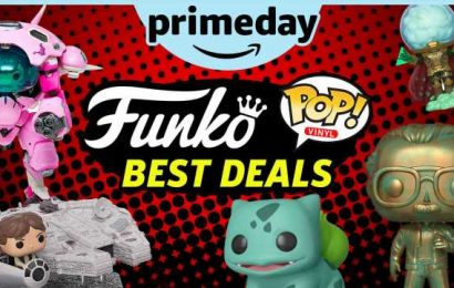 Best Prime Day Deals On Funko Pops (US)