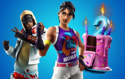 Fortnite Birthday Cake Locations Map And Guide: Where To Dance For Birthday Challenge