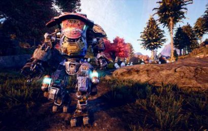 Obsidian RPG The Outer Worlds Coming To Nintendo Switch Too
