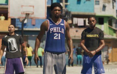 NBA Live 20 Releasing In Late 2019
