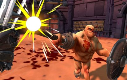 Gory Gladiator Sim GORN to Leave Early Access Next Week