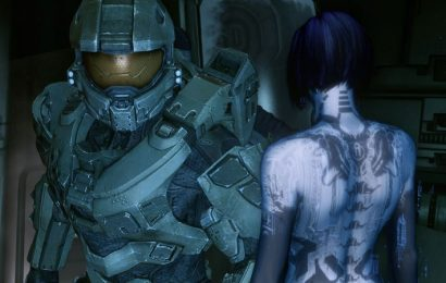Hidden QR Code In Halo Infinite Trailer Reveals Cortana Audio Clip