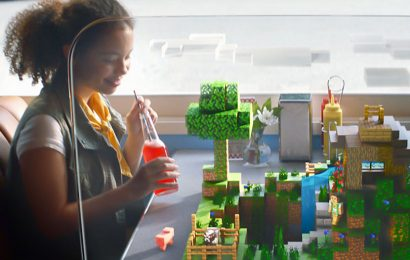 Minecraft Earth Beta Will Begin in Two Weeks