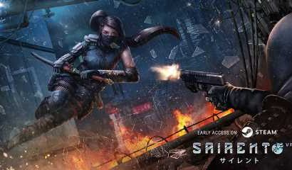 Sairento Untethered Dev Working on Upgrades Including Possible Multiplayer Co-op