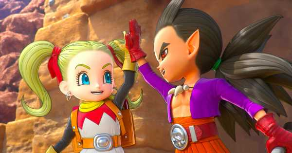 I feel less lonely when I play Dragon Quest Builders 2