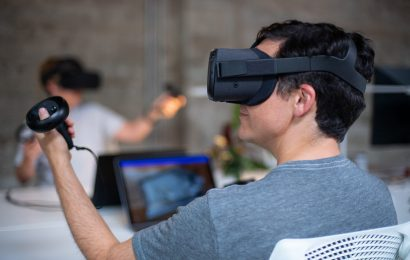 VR Collaboration Tool The Wild Adds Support for Oculus Quest