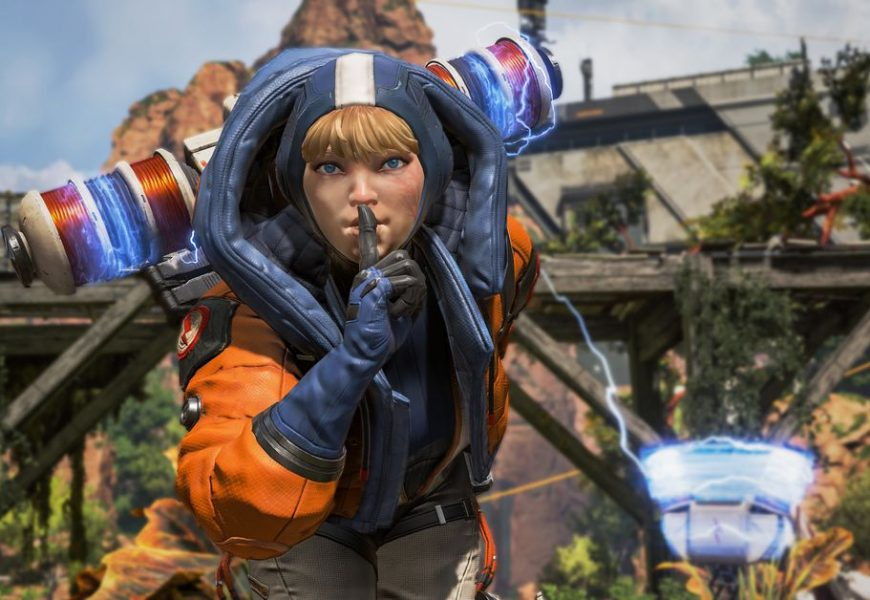 Apex Legends' Wattson feels tailor-made for ranked play