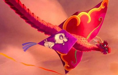 Disney to Debut VR Short Film 'A Kite's Tale' Later This Month